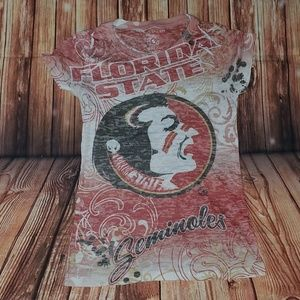 🍁Unknown Brand FSU Florida State Tshirt